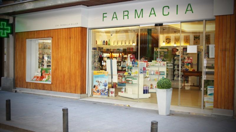 Farmacia Mansilla